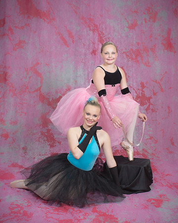 C.J. Dance Factory Student Pictures - 2013