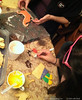 20Dec13<br /> <br /> cookie decorating, an annual tradition.<br /> <br /> f/2.8, 1/15s, iso 640.