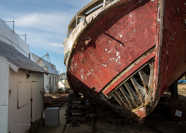 Boat Yard, Fairton, New Jersey