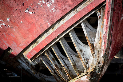 Old Wooden Hull