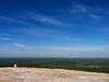 (2May13)<br /> <br /> atop stone mountain after a night of rain.<br /> <br /> f/2.8, 1/2300s, iso 80.