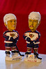 """18May13  spring cleaning crosses a bygone era.  not only are bobble heads a thing of the past, so are the thrashers, as are the nhl careers of both of these players, both of whom were obtained by draft in 1999.  on the right is tomi kallio, obtained by the thrashers from the avs in the expansion draft. after a couple of full years with the thrashers, and bouncing around his 3rd year in the league, he returned to finland where he still plays.  on the left is patrik stefan, first overall pick in the 1999 entry draft. first every entry draft pick by the thrashers. their only other first overall pick was kovalchuk.  other first round picks include heatley, lehtonen, slater, coburn, valabik, bourret, little, bogosian, laveille, kane, burmistrov.  <a href=""""http://carpelumen.smugmug.com/Photography/2012/May12/22934925_7Gqkfc#!i=1854495096&k=bqXxf8w"""">one year ago.</a>  f/16, 8s, iso 100."""