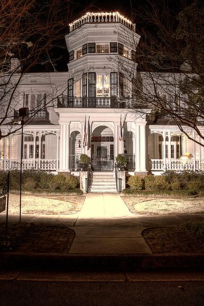 White Arches Columbus Mississippi