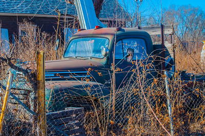 Dad's Ford