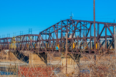 Hannibal Bridge oldest MO river RR bridge