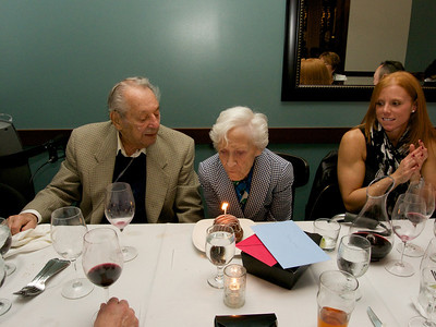 2014 Peppy Applebaum Birthday Dinner