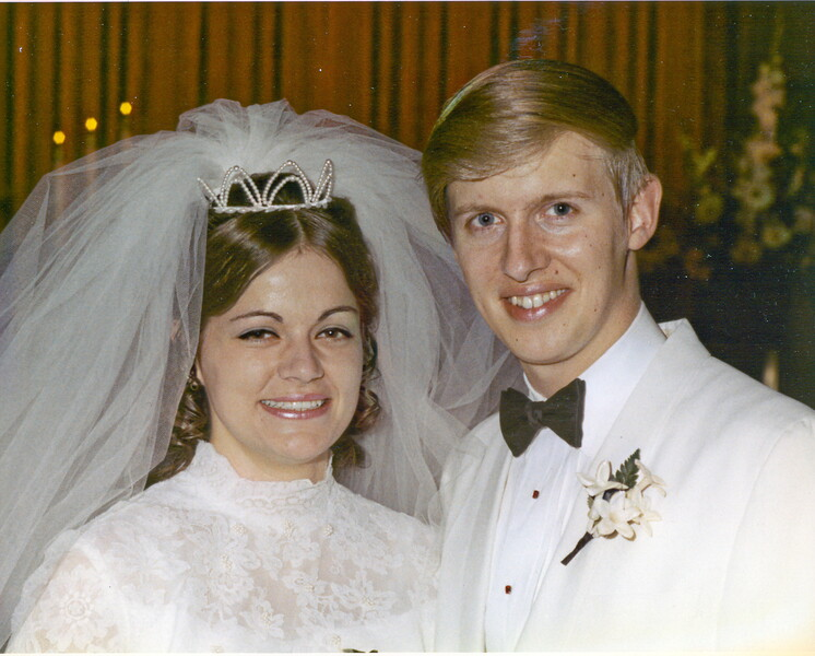 July 25 2014 Forty four years ago today<br /> <br /> We're back home now celebrating our 44th anniversary.