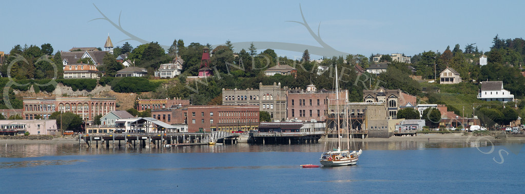 Leaving Port Townsend