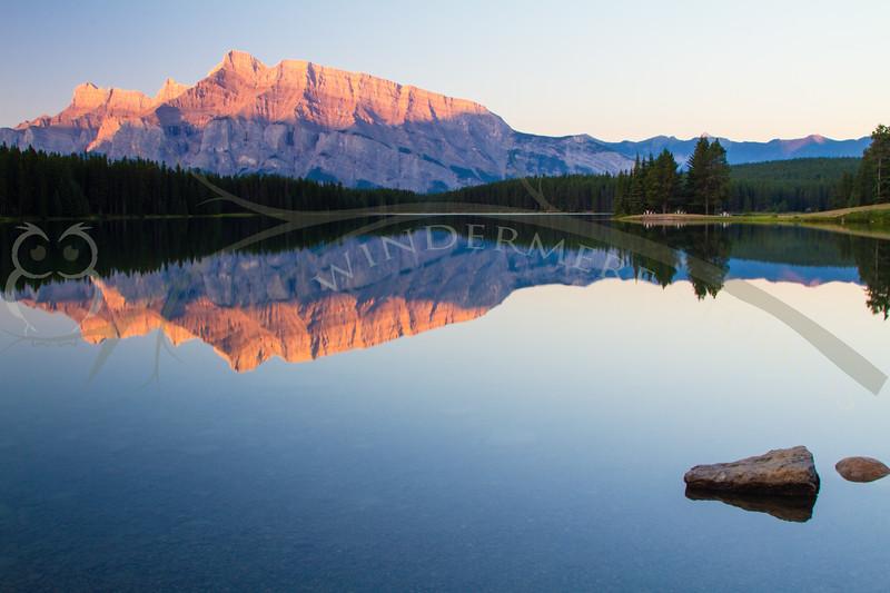 Sunrise Two Jack Lake
