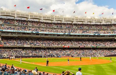 Yankee Stadium 2014
