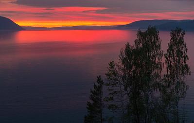 Mjøsa 2014