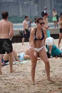 2011 The BIG DIG Beach Babe