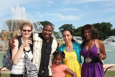 20110703 Taste of Chicago Buckingham Fountain
