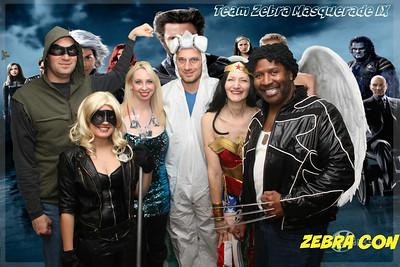 20141115 Team Zebra Masquerade IX...ZEBRA-CON