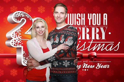 We Wish You A Merry Christmas 2014