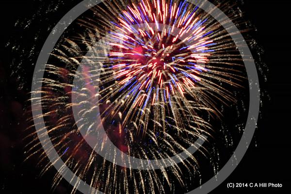 2014.7.29 Fireworks!
