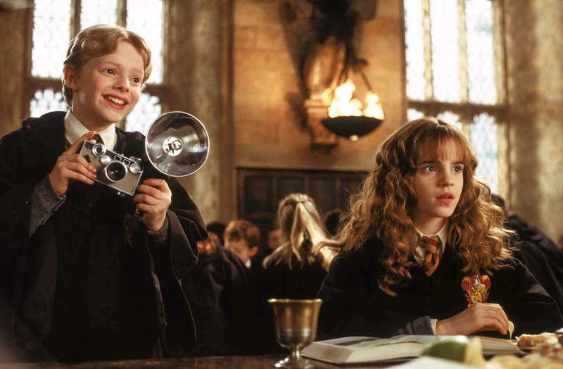 """When I first saw this camera and researched it. The biggest """"hit"""" on Google was it's use in the Harry Potter movies. It's looks really do blend in with the style of the films."""