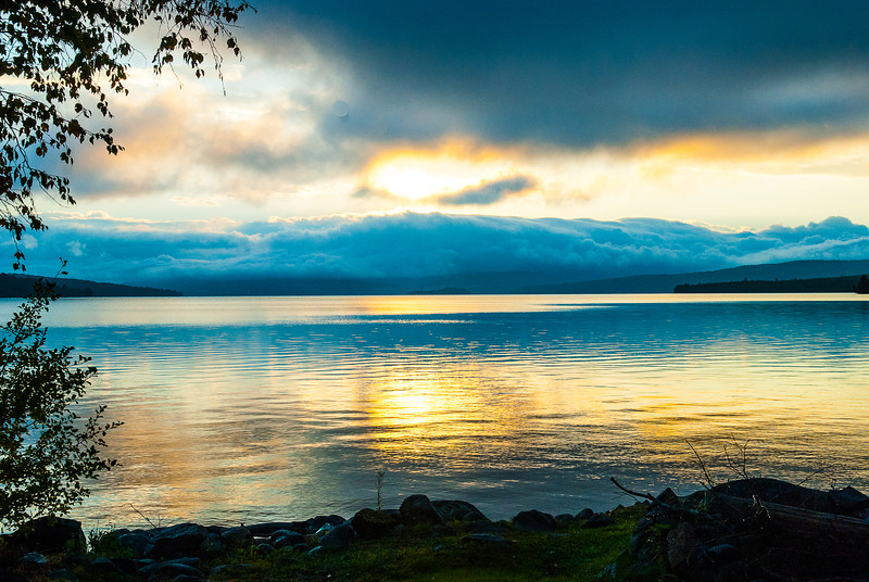 Rangeley Sunrise II