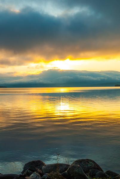 Rangeley Sunrise