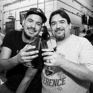 Monkish Brewing Anniversary