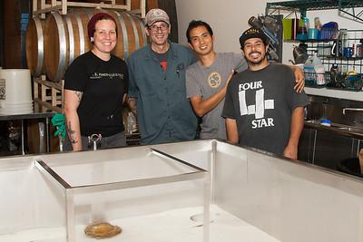 Monkish Brewing & Jolly Pumpkin Ales Collaboration