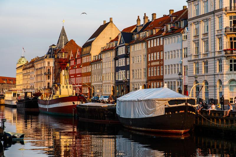 December 11, 2015<br /> Sunset in Copenhagen