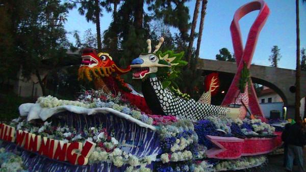 2015 Rose Parade