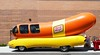 August 3 2015 Blast from the past<br /> <br /> I hadn't seen an Oscar Mayer Wienermobile for 40 years.  This one was parked next to our grocery store.