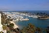 September 30 2105 Dana Point Harbor<br /> <br /> from the balcony of our room at the Blue Lantern Inn