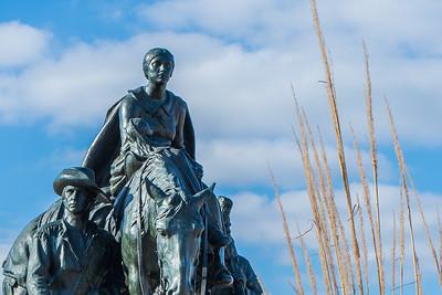 Pioneer Mother