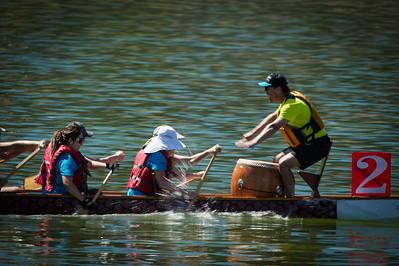 Dragon Boat Race (Tempe Town Lake, 03/28/2015)