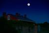 Moon at Night