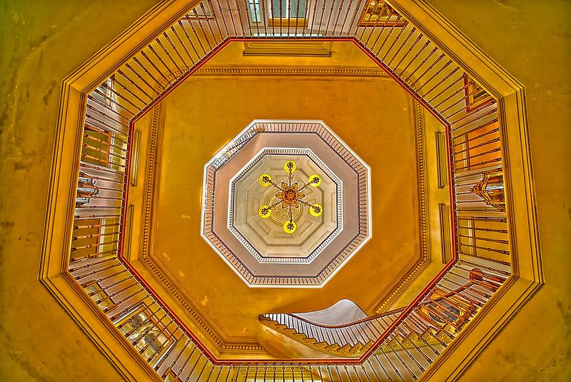 Waverly Stairway