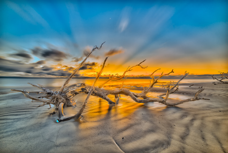 Warp Speed Sunrise