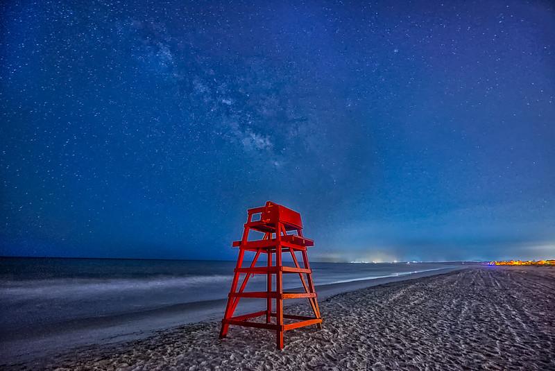 Milky Way Mayport Beach