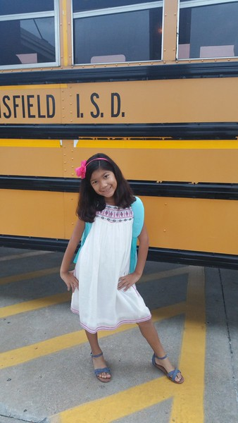 2016 First Day of School Pics #MISDFirstDay