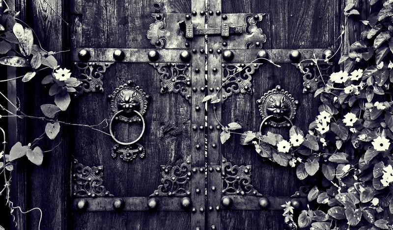 Doorway- University Heights, San Diego, CA