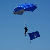Air Force Wings of Blue Parachute Team