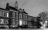 (1 Mar 2016)<br /> <br /> historic druid hills high school.<br /> <br /> f/9, 1/160s, iso 2.5s
