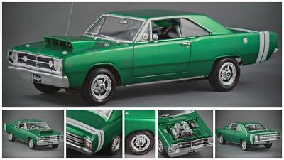 Modeling - 68 Dodge Hemi Dart