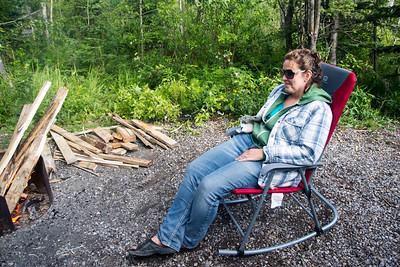 Pincher Creek Camping