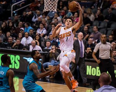 NBA Game (Suns vs. Hornets)