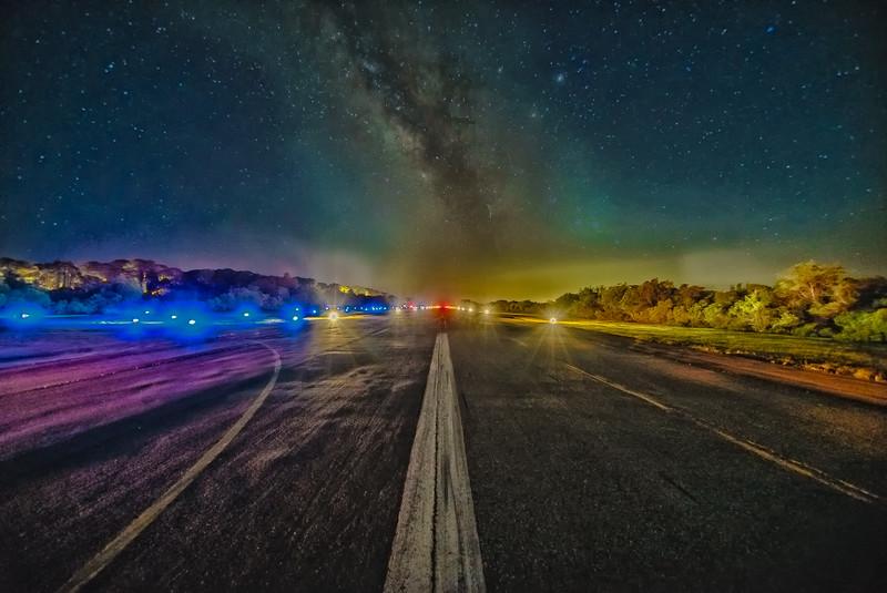 Runway to the Stars