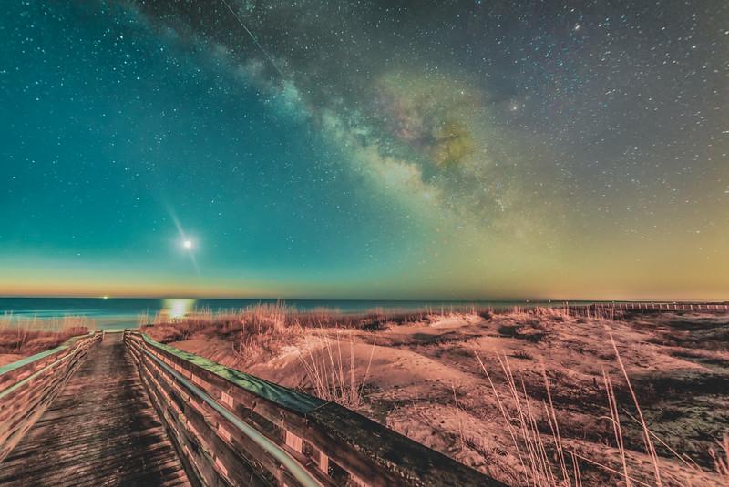 Universe New Dawn