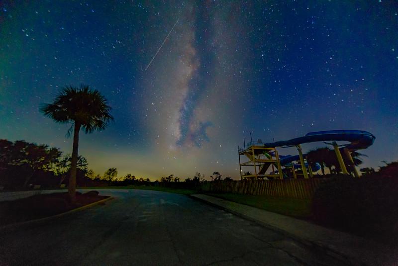 Milky Way Slide