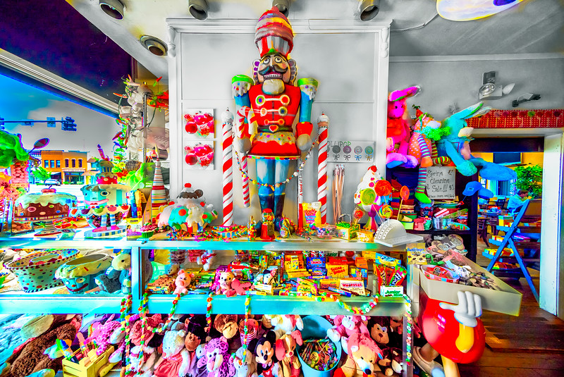 Candy Store Toys