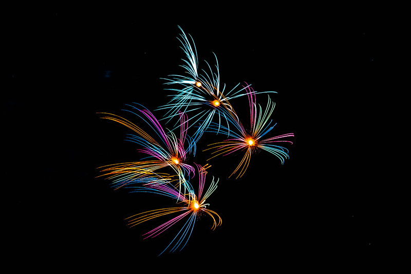 2016 Shooting Star Sparkle