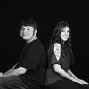 2017 APRIL 16 COLTON AND CHEYENNE-1-BLACK AND WHITE