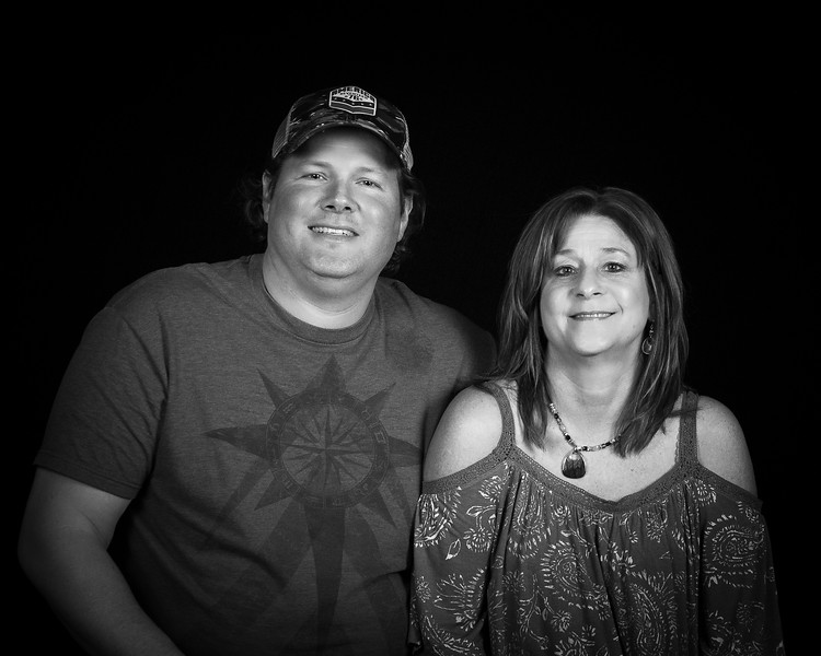 2017 APRIL 16 SHERYL AND TIM-3-BLACK AND WHITE