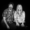 2017 APRIL 16 TAMMY AND JOHN-1-BLACK AND WHITE
